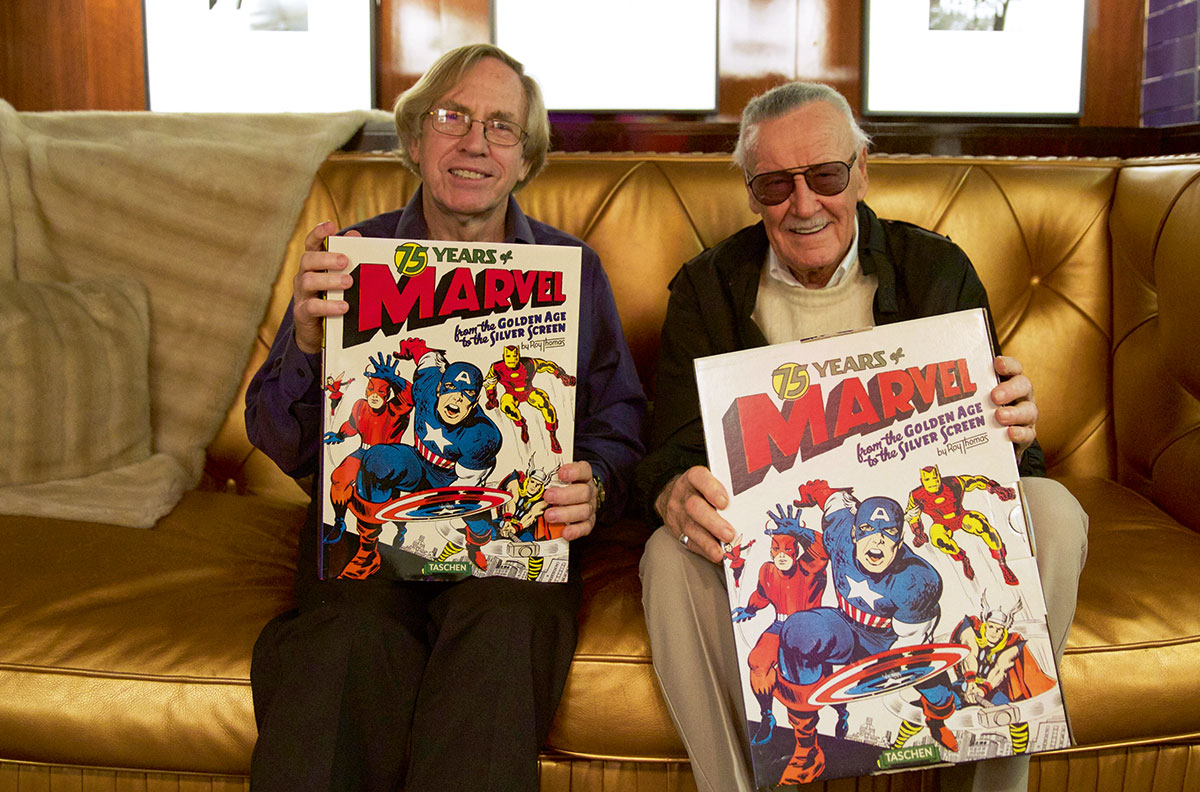 THE STAN LEE STORY BY TASCHEN